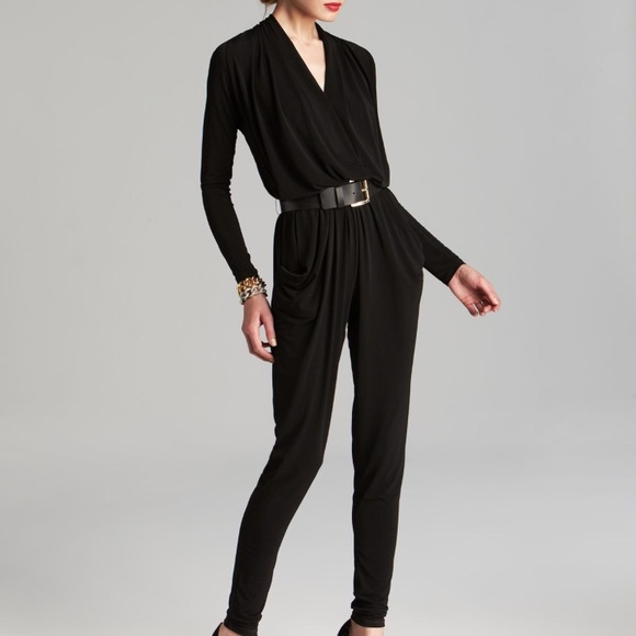66082822a79 Michael Kors belted jumpsuit. M 5a7b4cdc5521be864869acb8